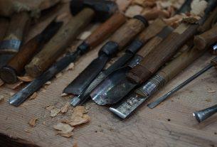 Sprzęt dla rzeźbiarzy